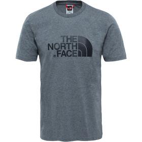 e64b62b7116233 The North Face Easy SS Tee Men TNF medium grey heather
